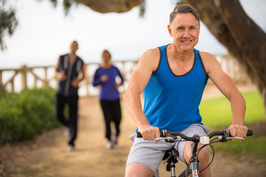 Routine Exercise Increases Mobility Among Seniors