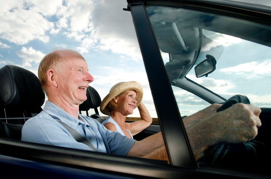 Driving and Independent Living for Seniors