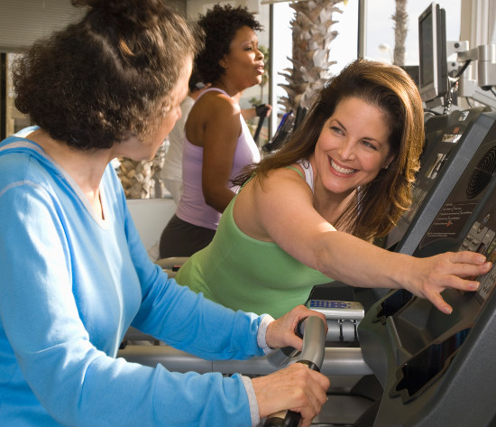 indoor exercises for active senior living
