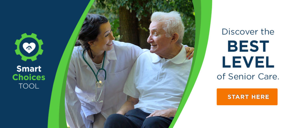 smart choices tool for senior living