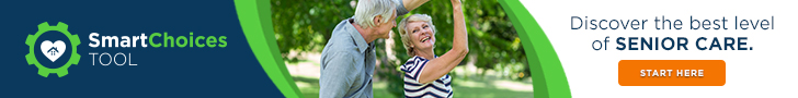 find senior living with the smart choices tool