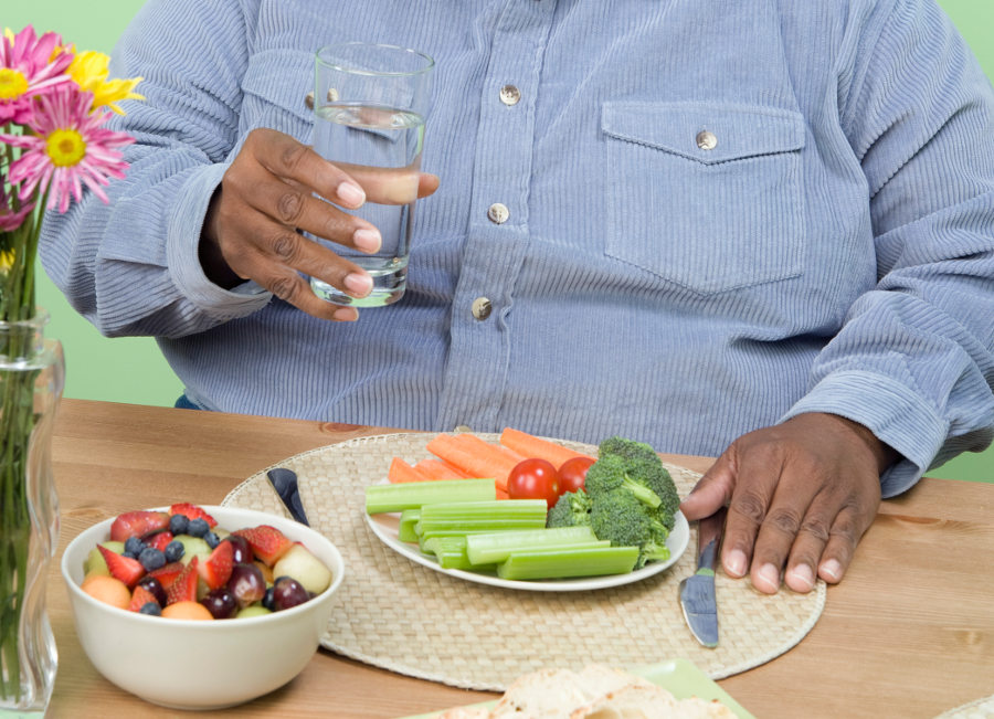Fighting Off Obesity with Healthy Independent Senior Living
