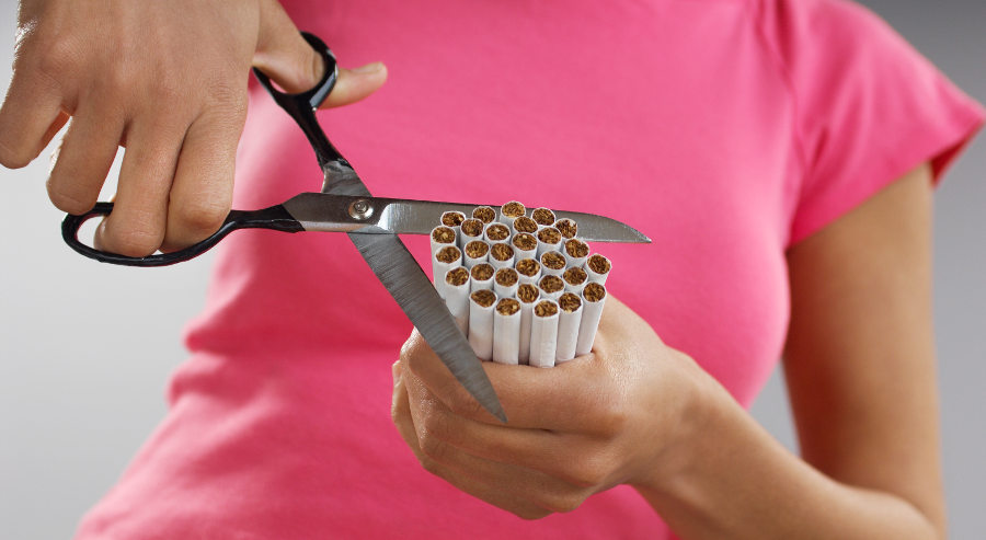 How Assisted Living Care Help Seniors Stop Smoking