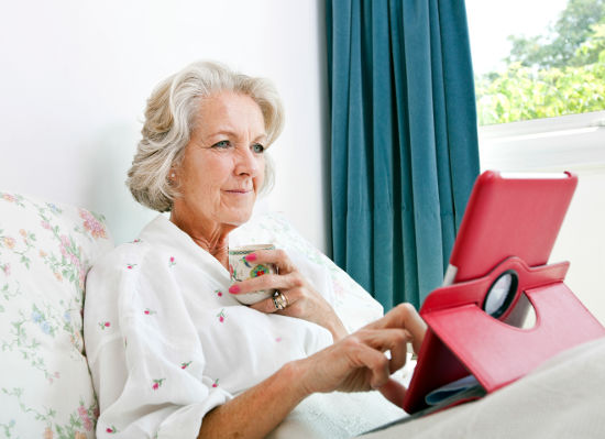 barriers seniors need to overcome with technology