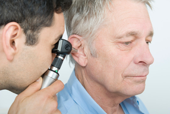 hearing loss for senior living