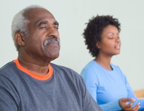 memory care and meditation's uses for seniors