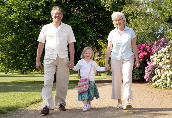 assisted living and preventing future senior falling accidents