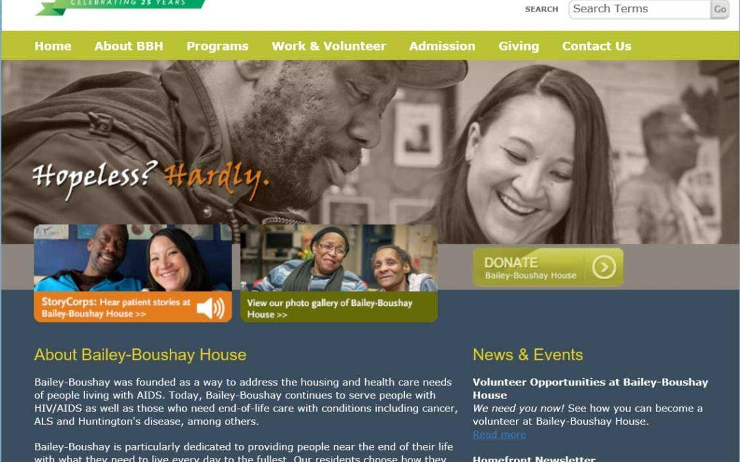 Bailey Boushay House